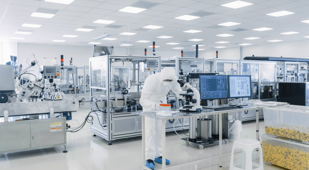 Medical Factory Equipments
